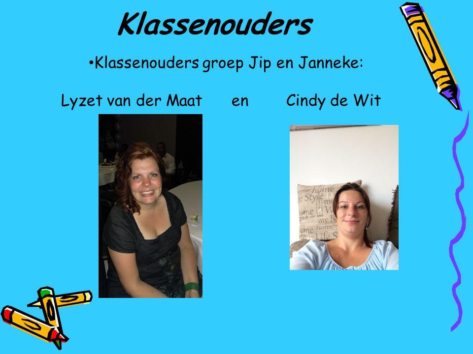 Klassenouders groep Jip en Janneke: