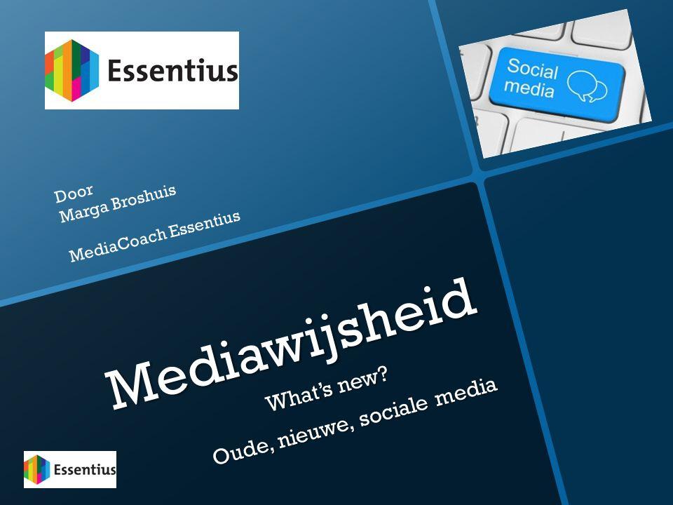 Ouderpresentatie Mediawijsheid bovenbouw juni 2014