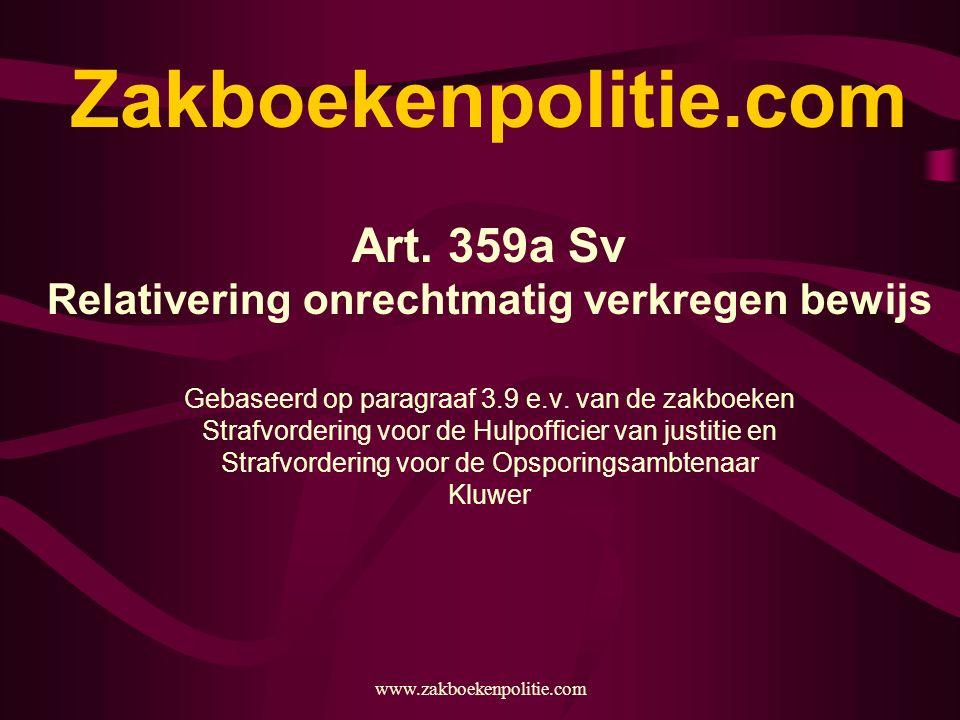 Zakboekenpolitie. com Art