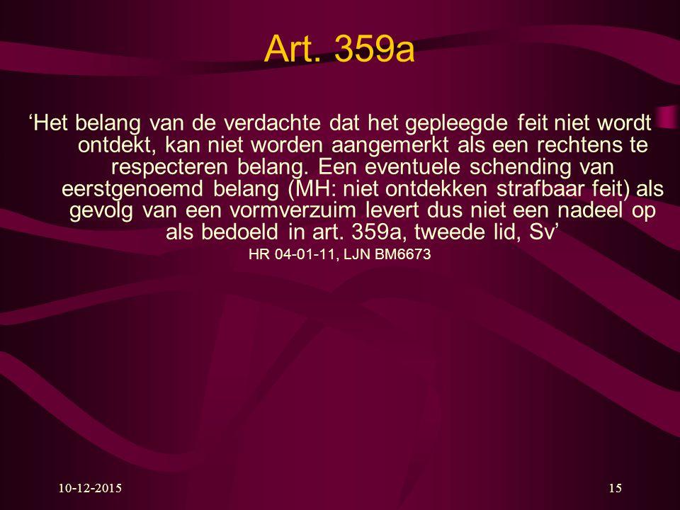 Art. 359a