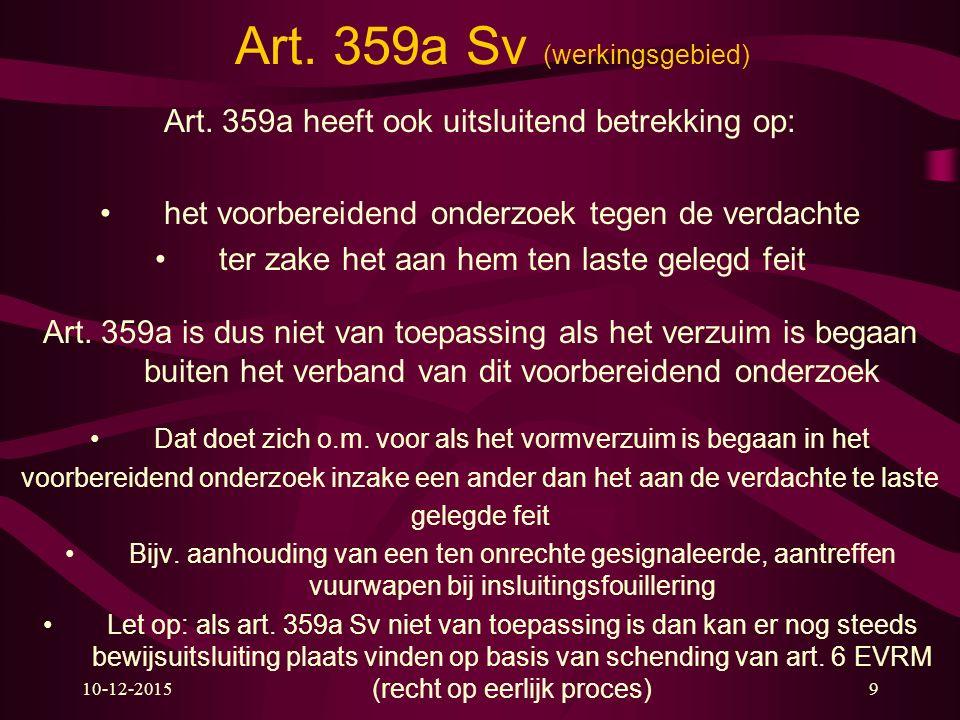 Art. 359a Sv (werkingsgebied)