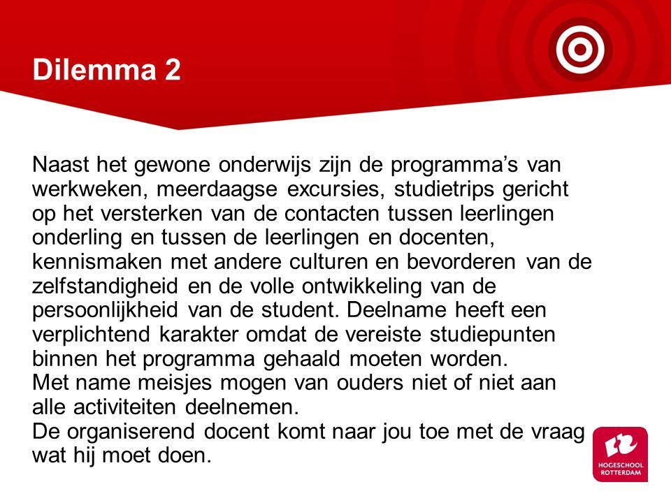 Dilemma 2