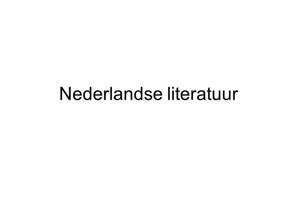 Nederlandse literatuur