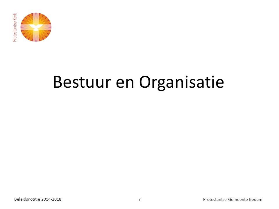 Bestuur en Organisatie