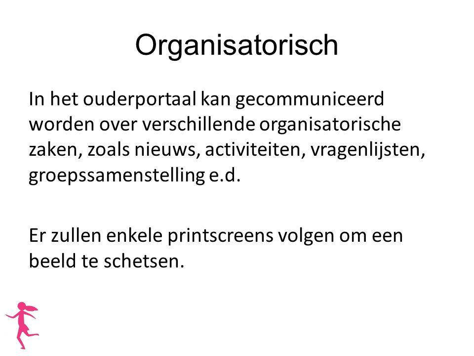Organisatorisch