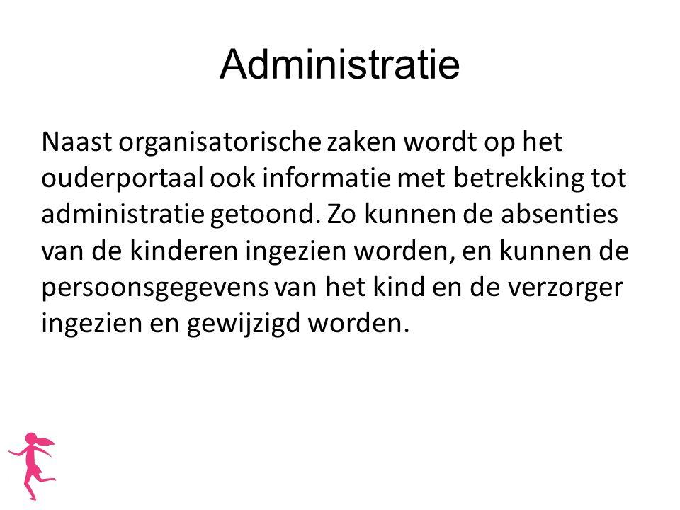 Administratie