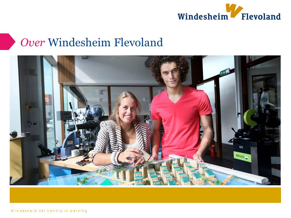 Over Windesheim Flevoland