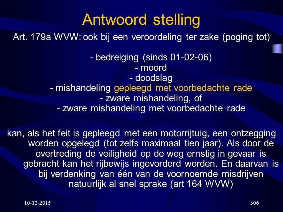 WWW.ZAKBOEKENPOLITIE.COM Antwoord stelling.