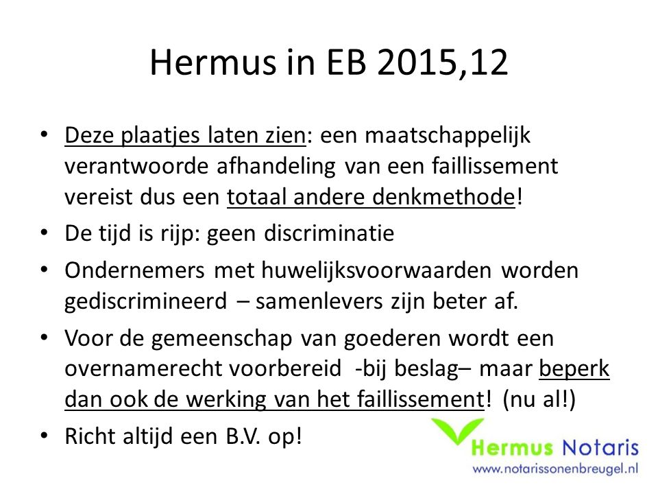 Hermus in EB 2015,12