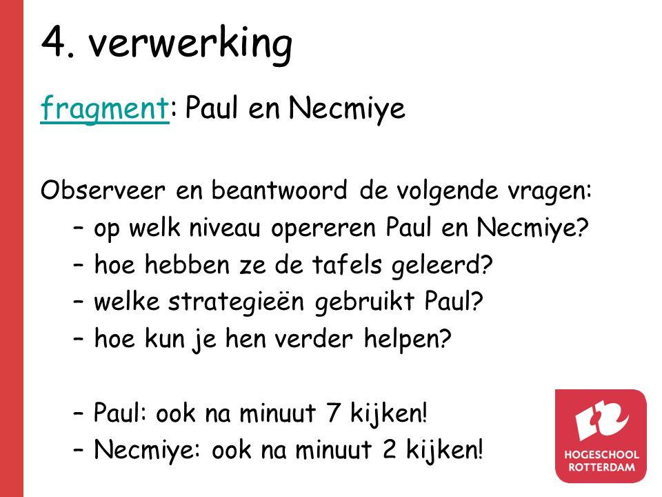 4. verwerking fragment: Paul en Necmiye