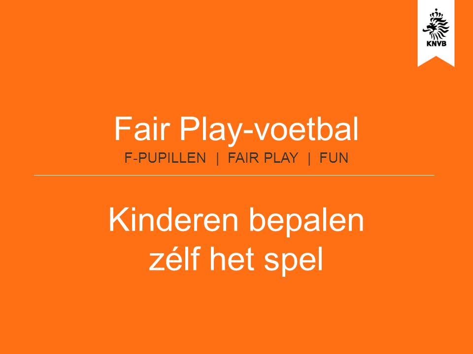 F-pupillen | fair play | fun