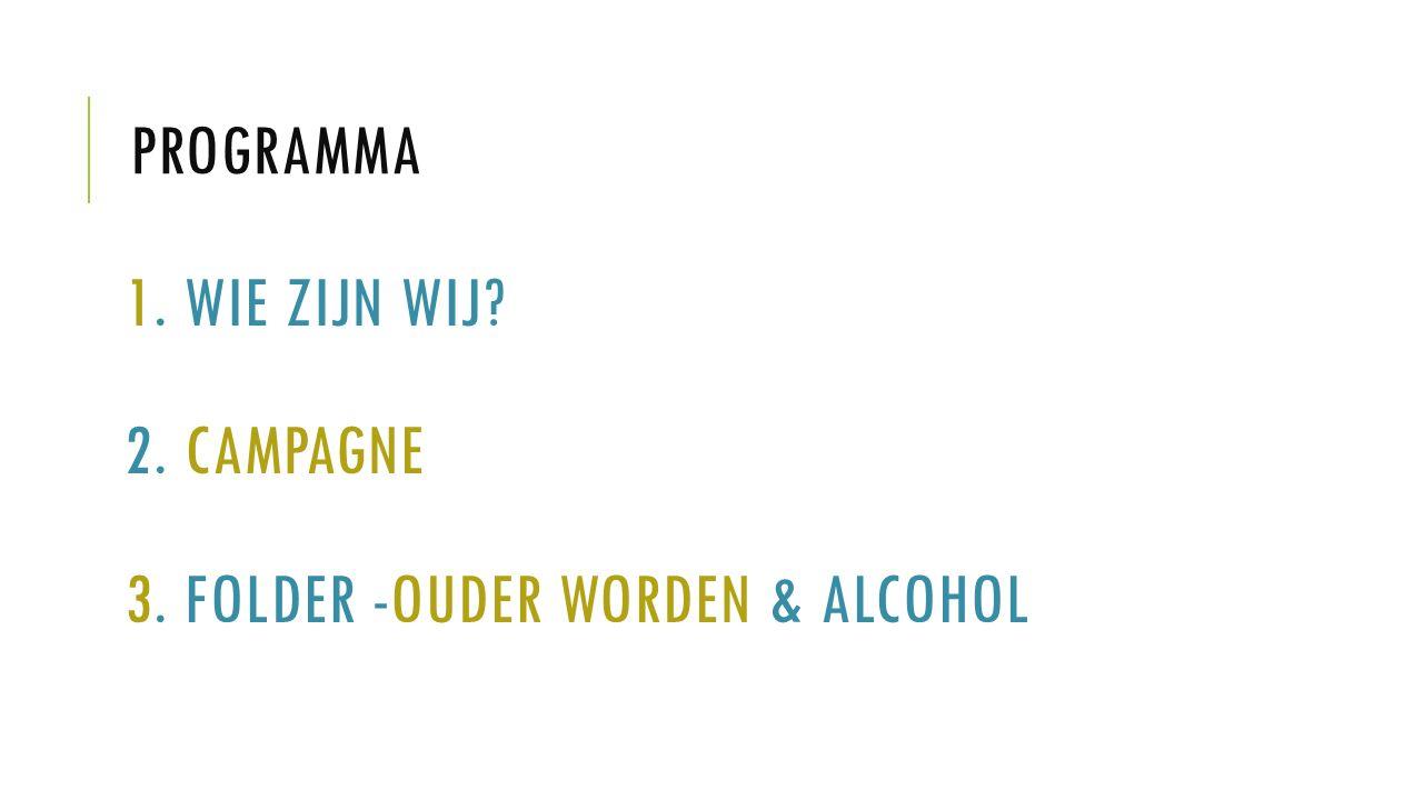 3. FOLDER -Ouder worden & alcohol