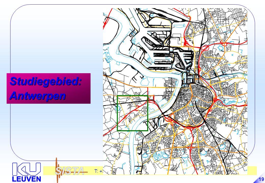 Studiegebied: Antwerpen