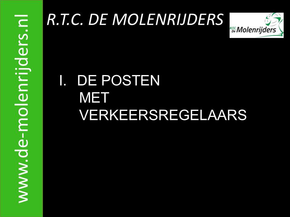 www.de-molenrijders.nl R.T.C. DE MOLENRIJDERS DE POSTEN MET