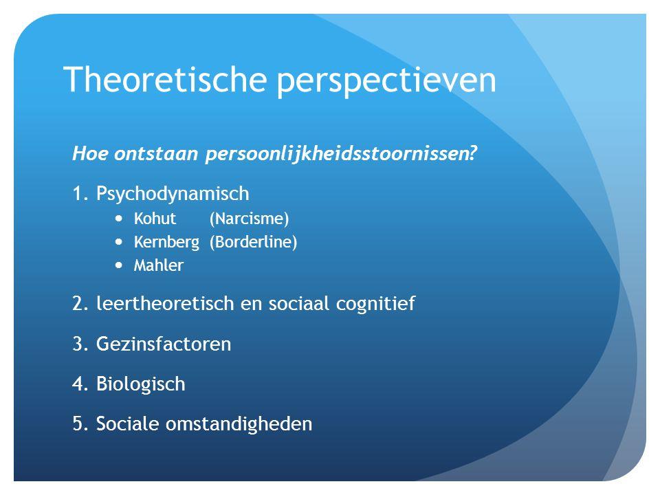 Theoretische perspectieven