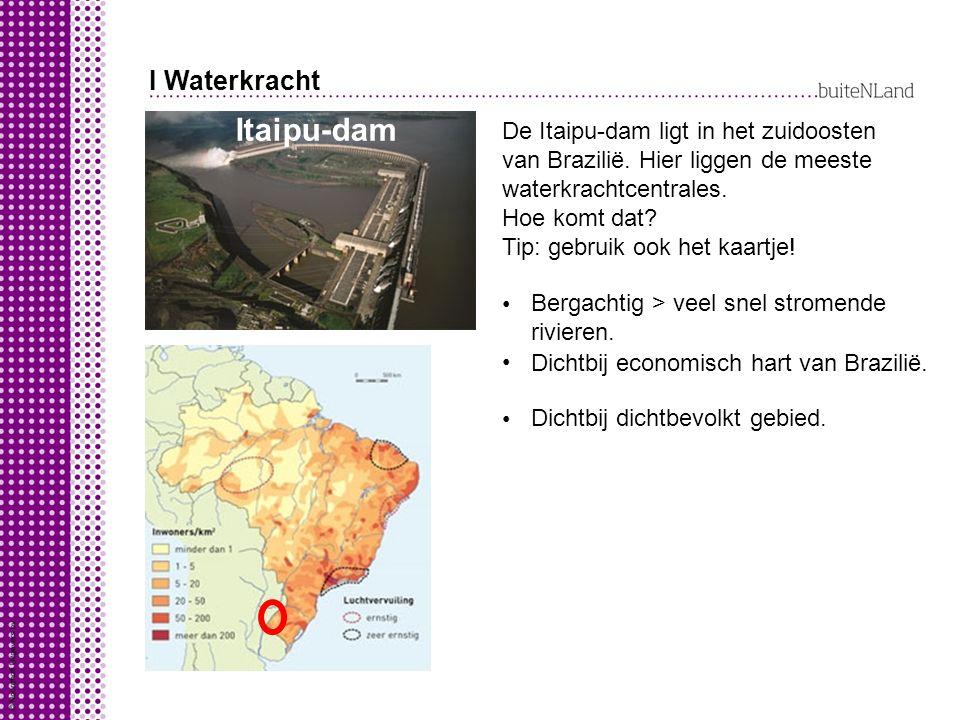 Itaipu-dam I Waterkracht