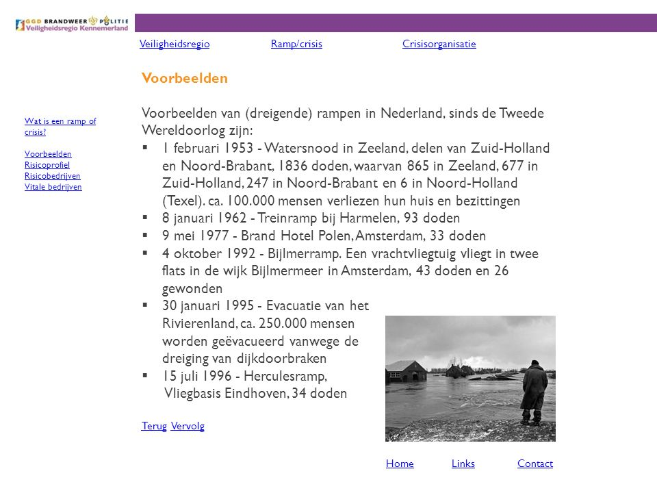 8 januari 1962 - Treinramp bij Harmelen, 93 doden