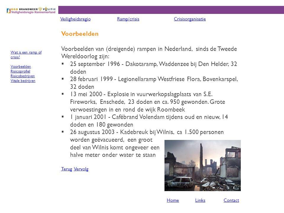 25 september 1996 - Dakotaramp, Waddenzee bij Den Helder, 32 doden