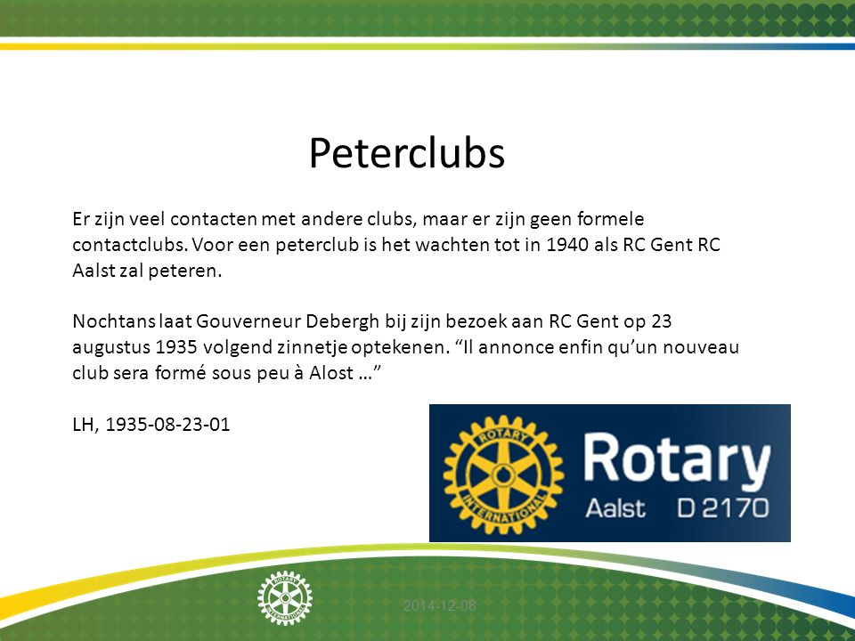 Peterclubs