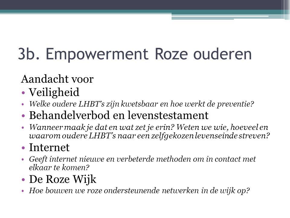 3b. Empowerment Roze ouderen