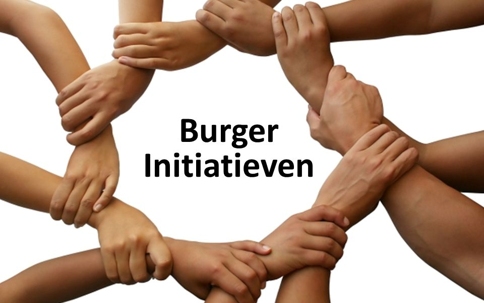 Burger Initiatieven