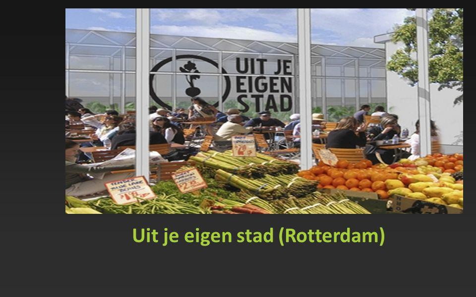 Uit je eigen stad (Rotterdam)