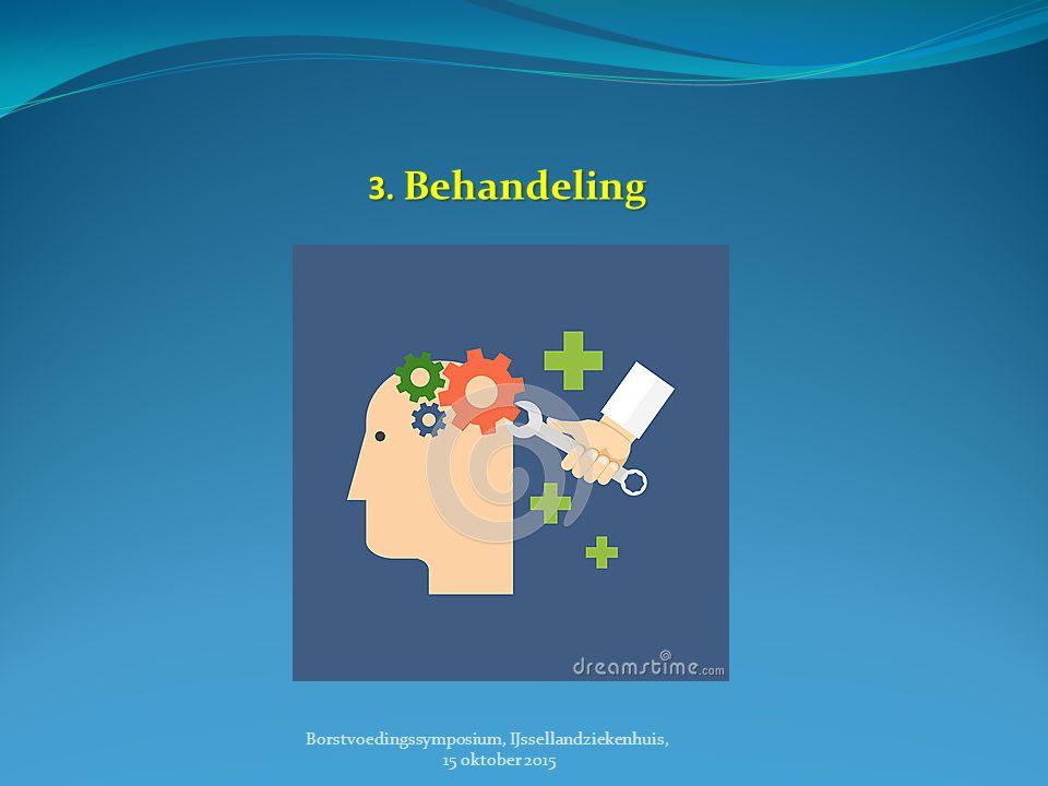 3. Behandeling Borstvoedingssymposium, IJssellandziekenhuis,