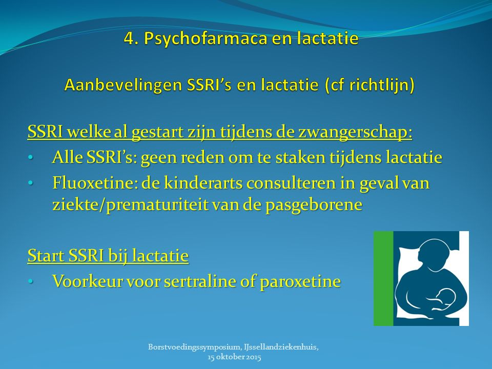 Borstvoedingssymposium, IJssellandziekenhuis,