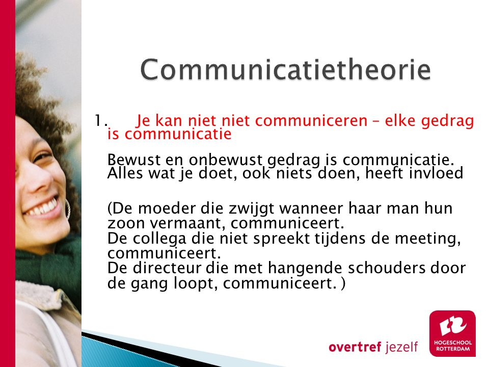 Communicatietheorie