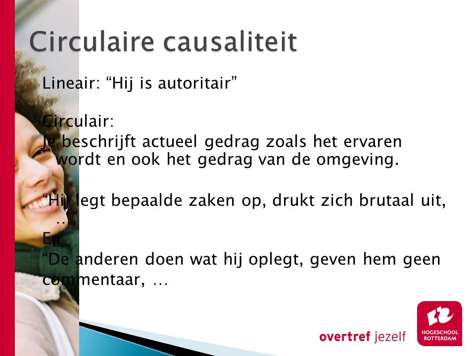 Circulaire causaliteit