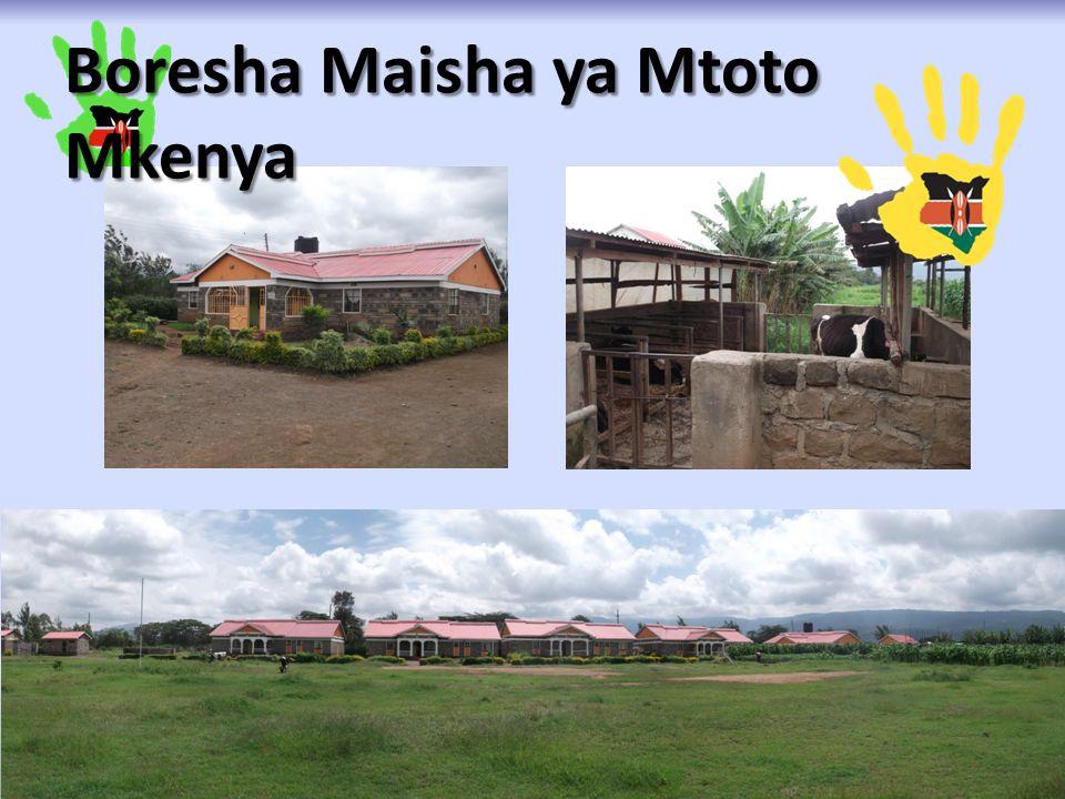 Boresha Maisha ya Mtoto Mkenya