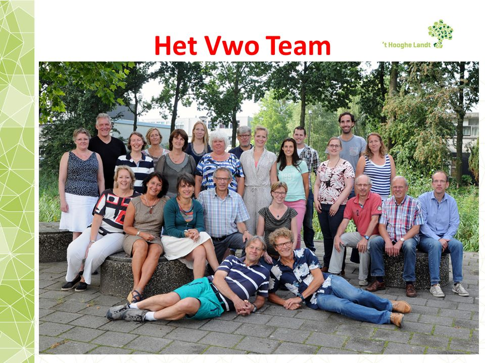 Het Vwo Team