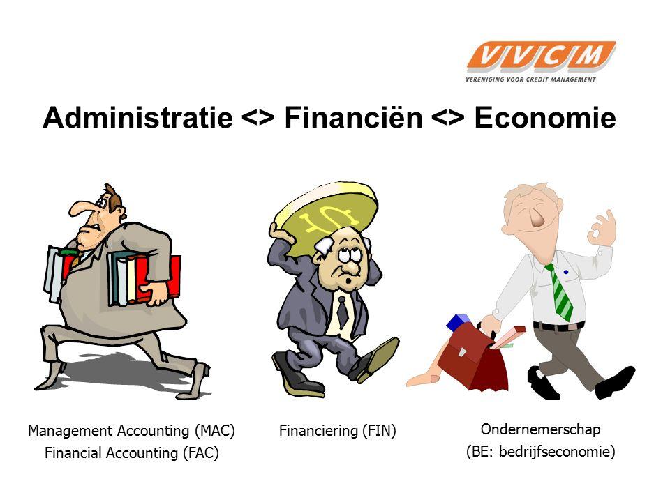 Administratie <> Financiën <> Economie