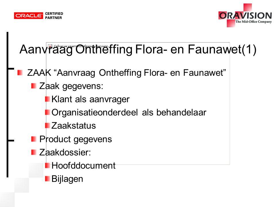 Aanvraag Ontheffing Flora- en Faunawet(1)