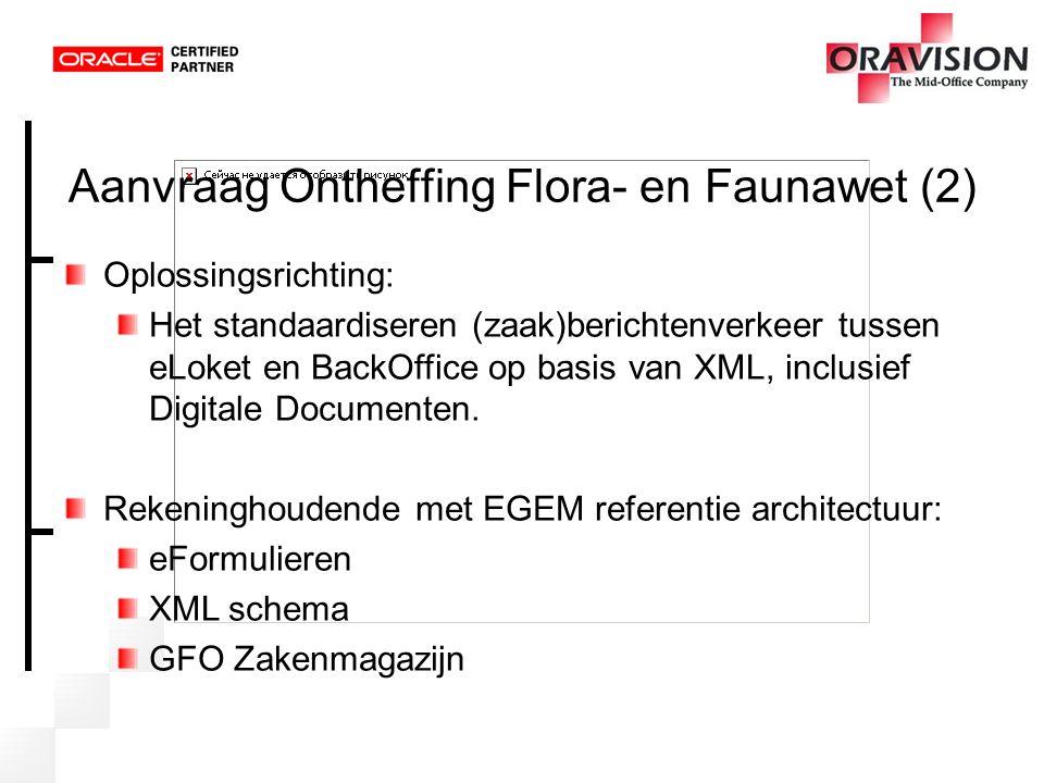 Aanvraag Ontheffing Flora- en Faunawet (2)