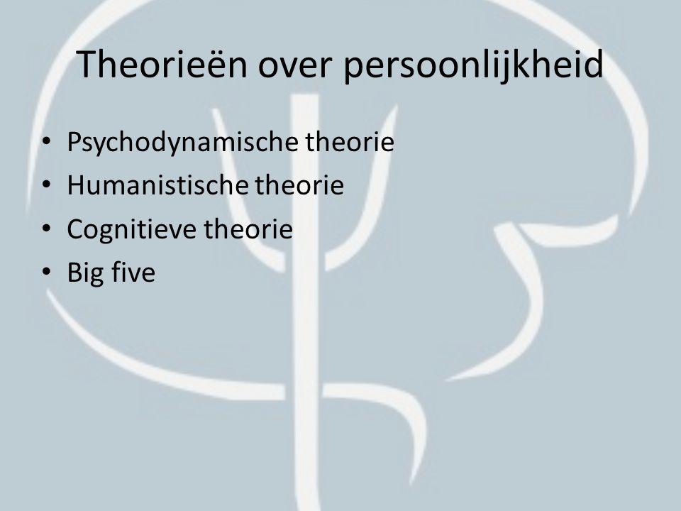 Theorieën over persoonlijkheid