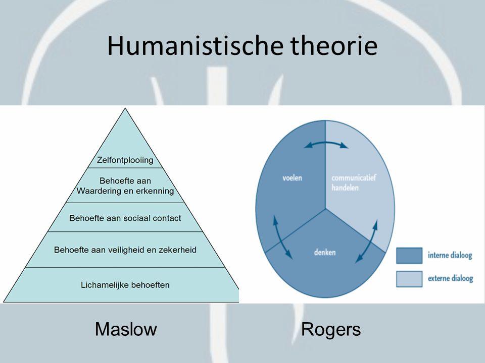 Humanistische theorie