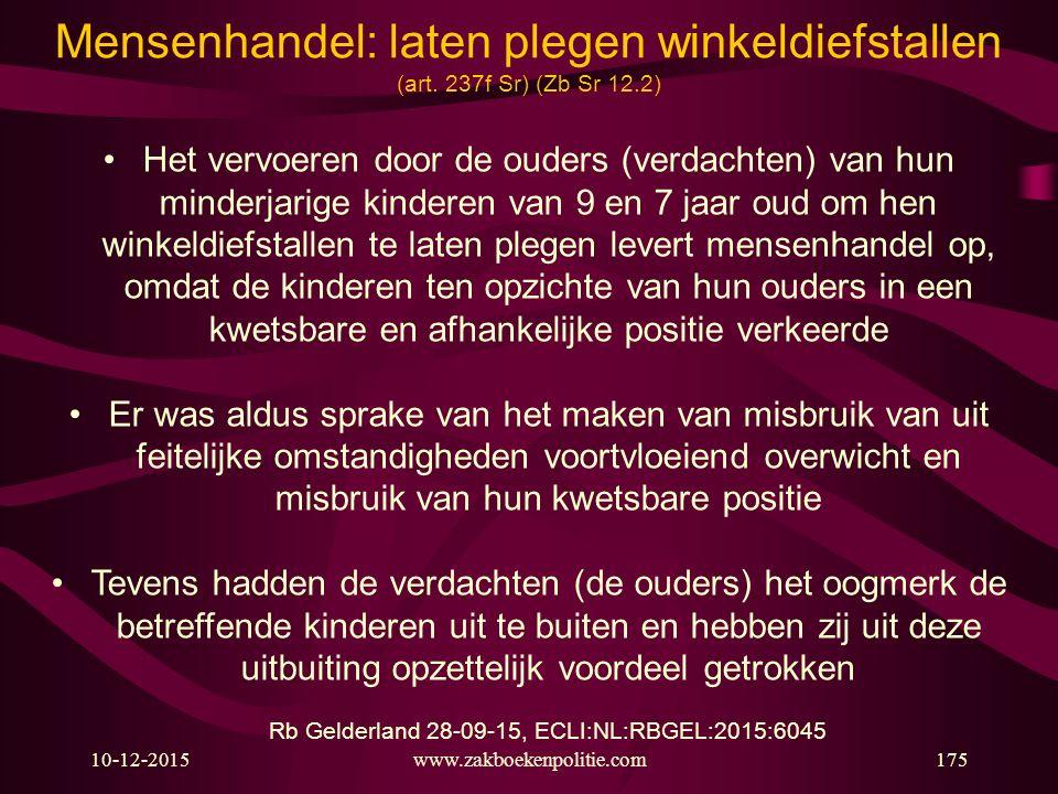 Rb Gelderland 28-09-15, ECLI:NL:RBGEL:2015:6045