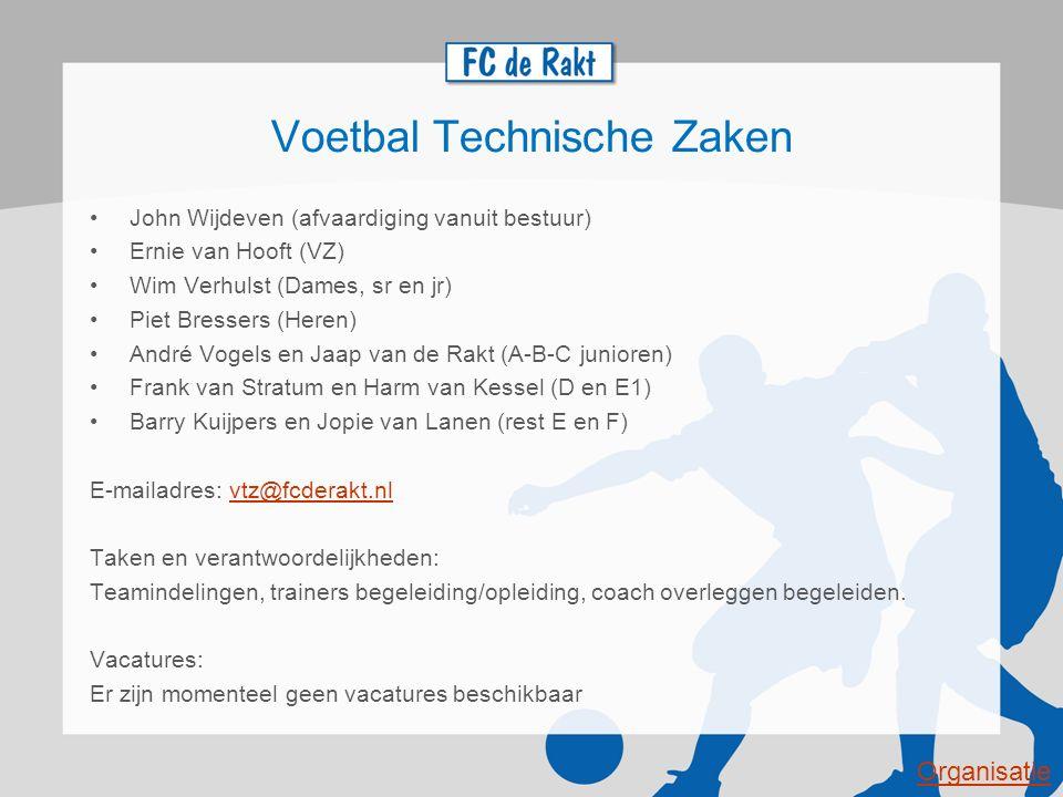Voetbal Technische Zaken