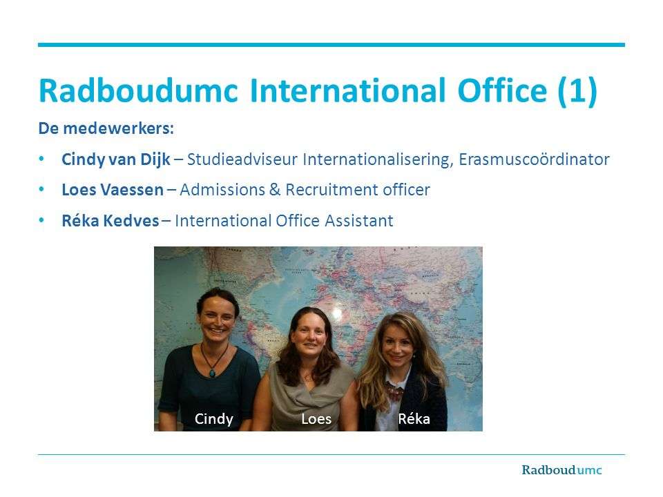 Radboudumc International Office (1)