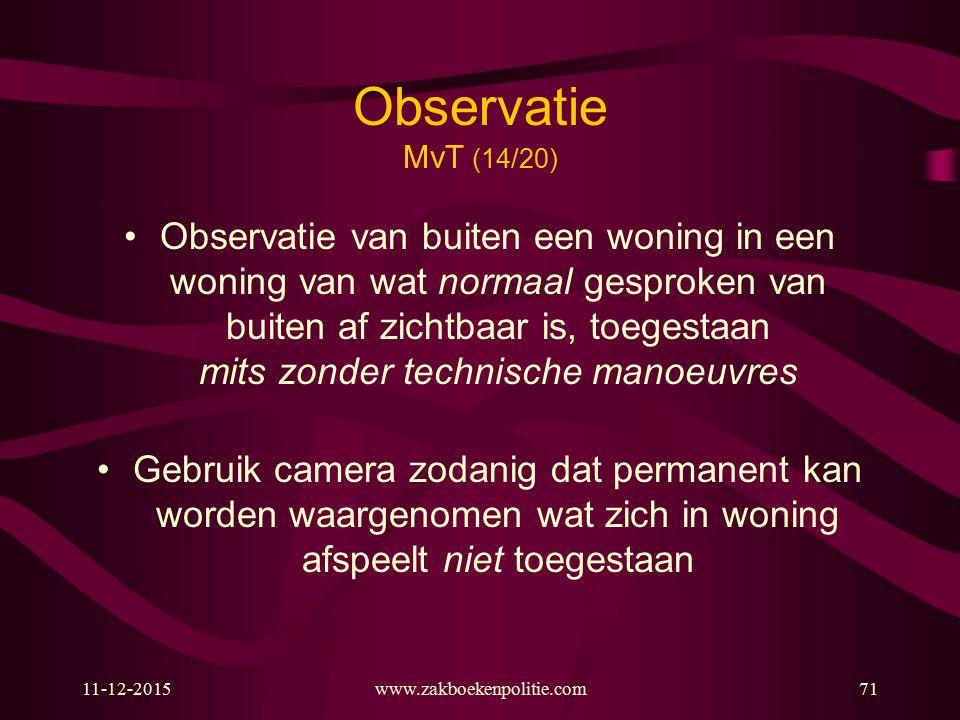Observatie MvT (14/20)