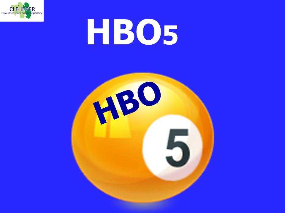 HBO5 HBO Opzoeken opleidingen