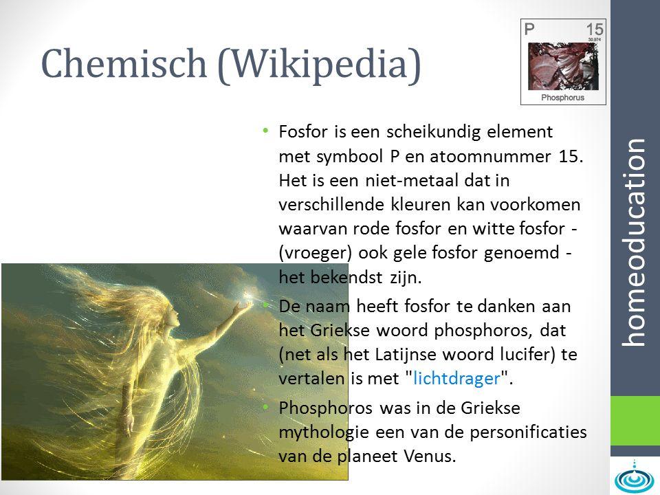 Chemisch (Wikipedia)