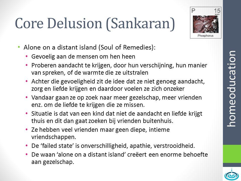 Core Delusion (Sankaran)