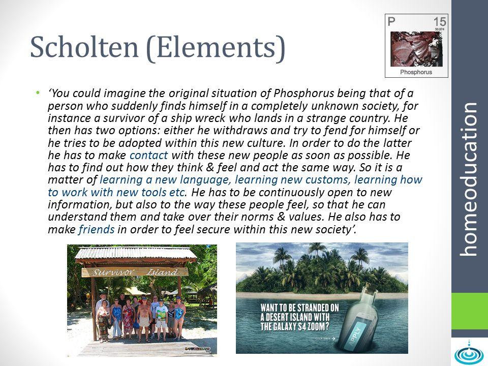 Scholten (Elements)
