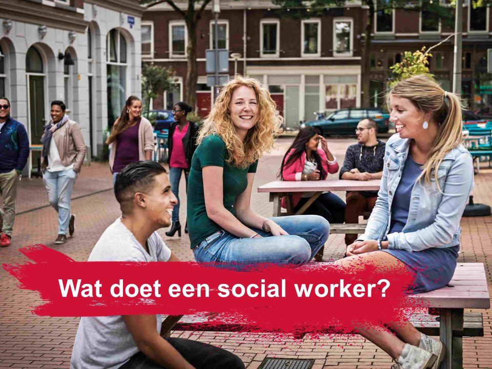 Wat doet een social worker