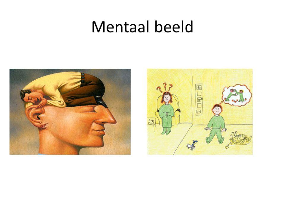 Mentaal beeld