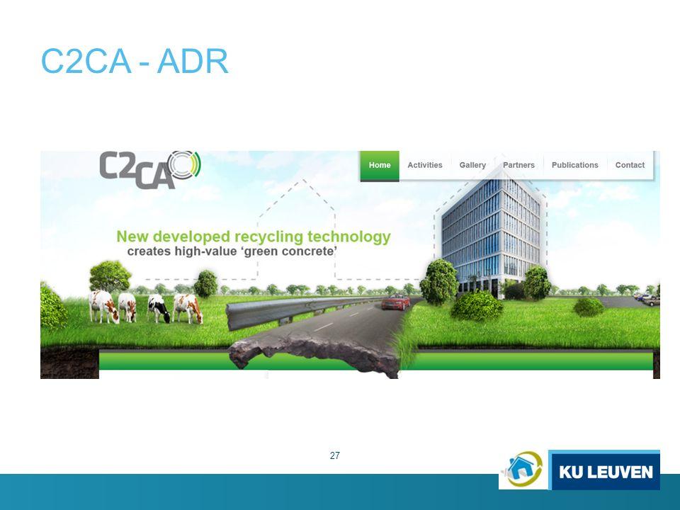 C2CA - ADR