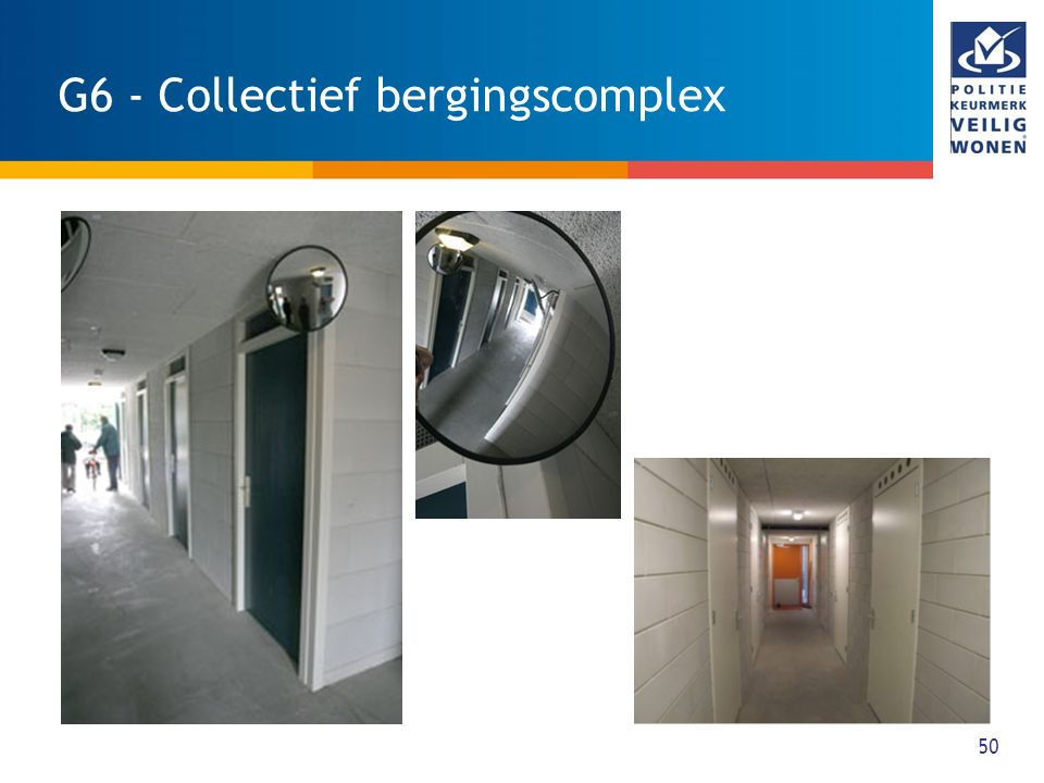 G6 - Collectief bergingscomplex