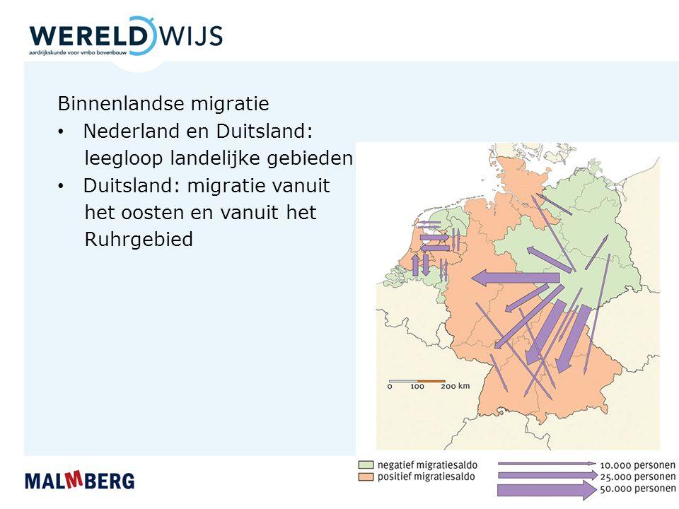 Binnenlandse migratie